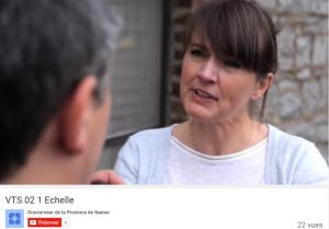 Initiative Namur - Vidéo 2 - L'échelle